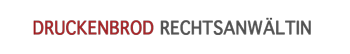 Anwaltskanzlei Druckenbrod Logo